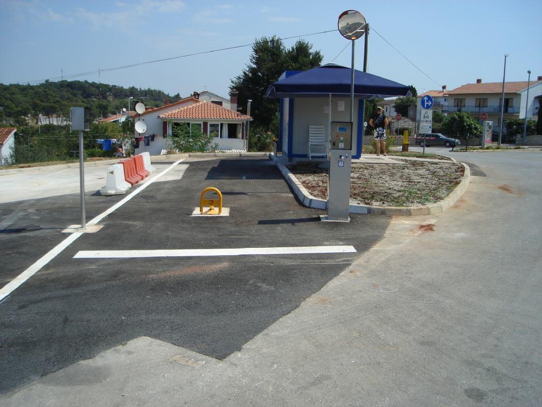 Prihvatna fekalna stanica za autobuse
