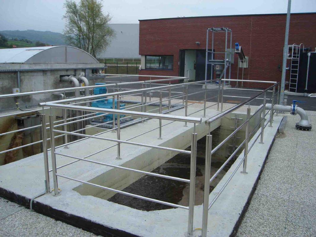 Station de traitement des eaux usées Jana