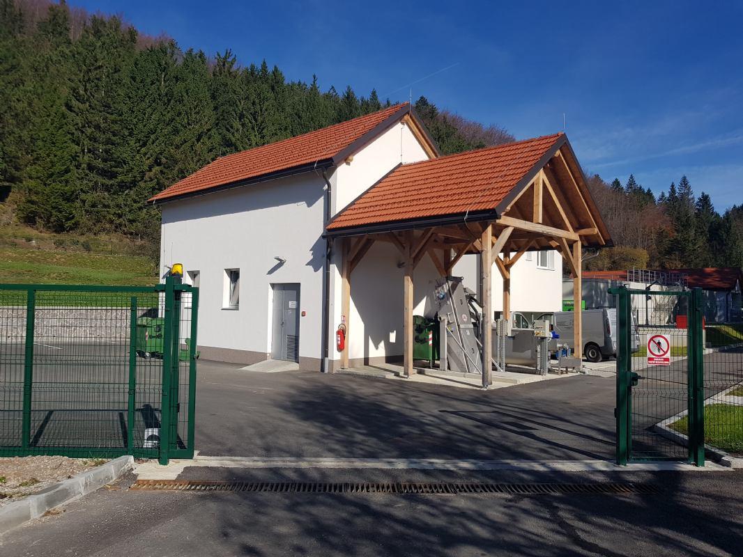 Station de traitement des station d'epuration Delnice